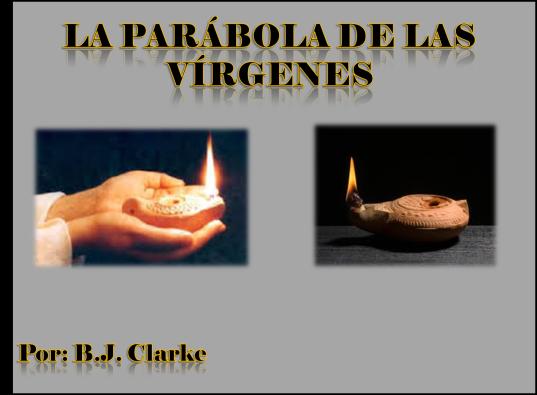 Parábola de las 10 Virgenes